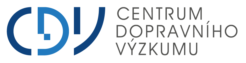 Logo Transport Research Centre, v. v. i.